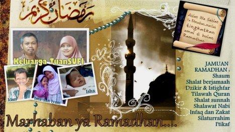 Tarhib Ramadhan 1435H
